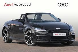 used audi tt convertible for sale motors co uk