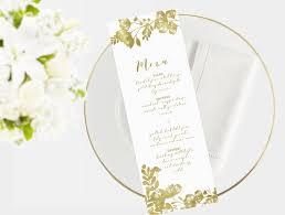 menu template wedding wedding menu template editable word template instant