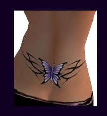 tattoos back tattoos butterfly tattoos on back