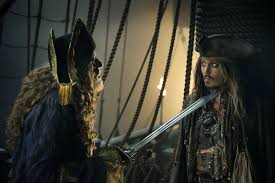 in the fifth pirates captain jack is a halloween costume in
