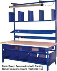 packing table with shelves shipping tables packing tables