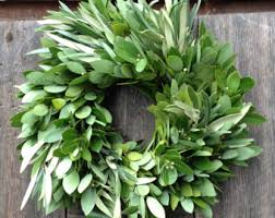 herb wreath herb wreath etsy