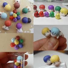 24x colorful kids playdough fimo effect polymer clay blocks soft