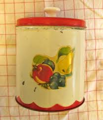 welcome adorable egg beater with bakelite handle this adorable fruit decal ed kitchen canister