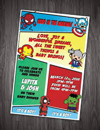 best 25 marvel baby shower ideas on baby