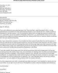 cover letter admin assistant assistant cover letter example