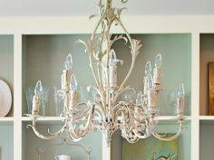 Painted Chandelier Brassy To My Free Chandelier Chandeliers And
