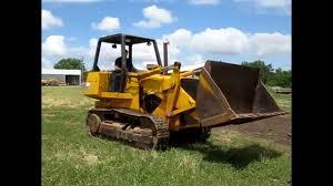 1978 john deere 755a track loader for sale sold at auction july