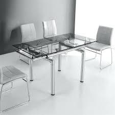 table en verre cuisine table cuisine avec chaise fascinant table en verre cuisine idées