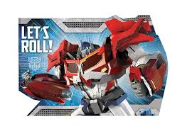 transformers party transformers party supplies sweet pea