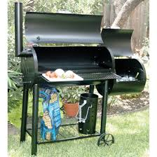 Backyard And Grill by Medina River Backyard Smoker And Grill Combo 188882 Grills