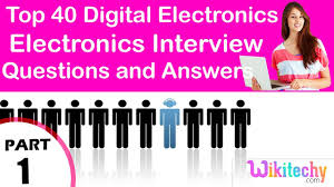 top 40 digital electronics ece interview questions and answers