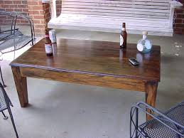 man cave coffee table man cave solid wood coffee table just fine tables