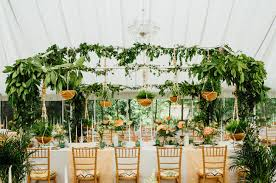 Decoration Taste Our Favorite Wedding Decor Details From 2016 Green Wedding
