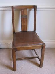repurposed u0026 renewed 1920s 30s deco style oak dining chair