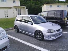 toyota starlet subbiefast 1996 toyota starlet specs photos modification info at