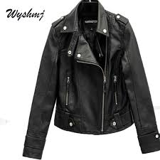 biker coat online get cheap female biker jacket aliexpress com alibaba group