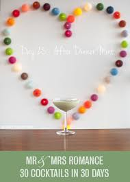 Cocktail Dinner Party - dinner party drink recipes