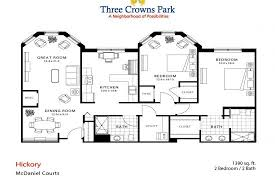 and bathroom floor plans independent living floor plans mcdaniel courts three crowns