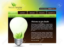 format html sed website template easy to use in adobe photoshop flash or