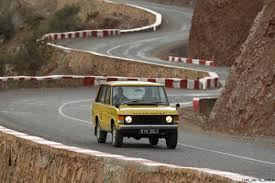 classic icons gallery 1971 range rover and 1970 rr prototype