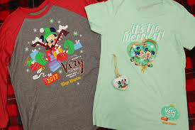 mickey s merry 2017 inspires festive