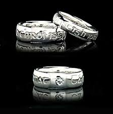 Celtic Wedding Rings by Crystal Realm Store Made To Your Taste Celtic Engagement And