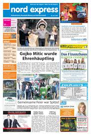 Tierheim Bad Segeberg Nord Express West By Nordexpress Online De Issuu