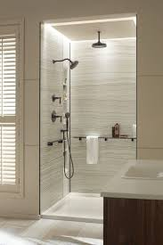 trend homes small bathroom shower design 5 bathroom trends you ll see at 2015 columbus bia parade of homes