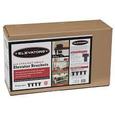 Deer Blind Elevator Brackets Amazon Com Summit Outdoor E1000 4 X 4 Straight Angle Elevator