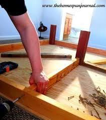 King Size Platform Bed Diy by Best 25 King Platform Bed Ideas On Pinterest Diy Bed Frame Bed