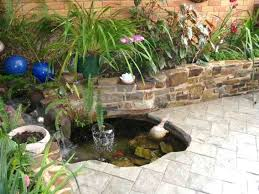 Small Garden Pond Ideas Small Backyard Koi Pond Pond S Small Garden Ponds Design With