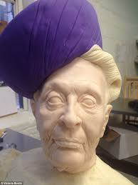 the maggie smith cake that took 18 hours to make daily mail online