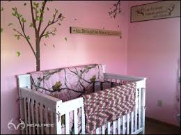 Pooh Nursery Decor Baby Nursery Decor Realtree Miss Baby Camo Nursery