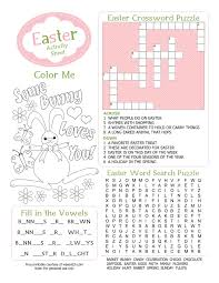 party simplicity free easter printables kids coloring pages and more