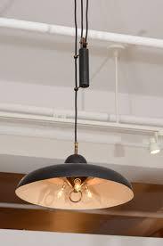 pulley system light fixtures italian chandelier with counter weighted pulley system italian