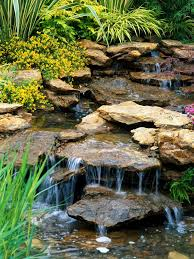 Backyard Waterfall Ideas by 246 Best Ponds U0026 Waterfalls Images On Pinterest Backyard Ponds