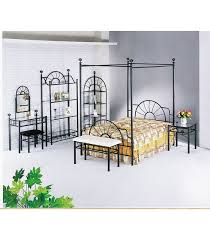 Bed Headboards And Footboards Full Canopy Bed Headboard And Footboard Rails Not Included Full