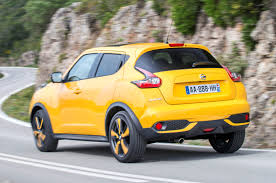 nissan juke yellow interior vwvortex com 2015 nissan juke gets a facelift new 1 2 liter