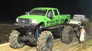 Ford Diesel Truck Performance - big ford stroked out diesel tug of war youtube