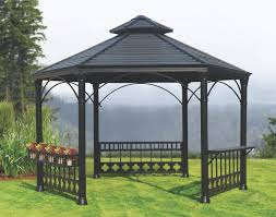 Gazebos With Hard Tops by Hanging Gazebo Candle Chandelier Canadian Tire Love This