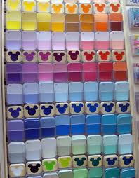 disney paint swatches from behr available at home depot let the
