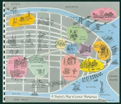 tourist map of new york 72 best back in the day images on new york city new
