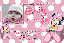 minnie mouse party invitations templates free printable