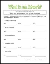 best 25 adverbs worksheet ideas on pinterest adverbs english