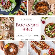 backyard bbq kit the cocoa exchange recipe blog