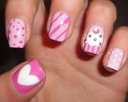 Pic Of Nail Art Designs Nail Art At Home Easy Cool Mickey Mouse Design In Steps Youtube