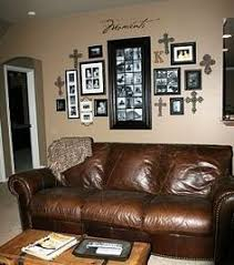 decorative crosses for wall like the boxes but the crosses on the wall better organizing with