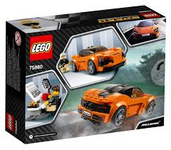 lego ferrari speed champions lego speed champions mclaren 720s 75880 toy at mighty ape nz