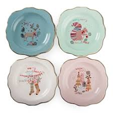 horderve plates tag appetizer plates